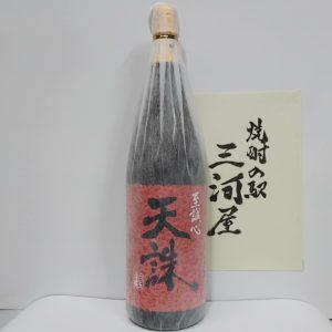 『天誅』一升瓶(1800ml)【米・芋焼酎】(25度)