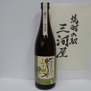 『瀞とろ』四合瓶(720ml)【芋焼酎】(25度)