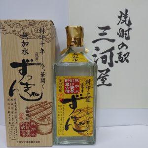 『ずっきゃん』四合瓶(720ml)【芋焼酎】(33度)