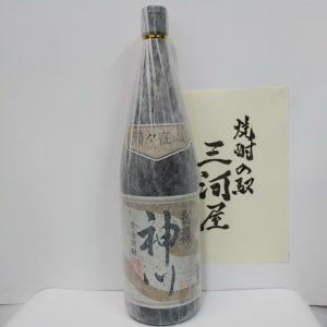『神川』一升瓶(1800ml)【芋焼酎】(25度)